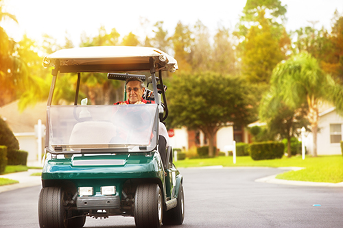Golf Cart Safety