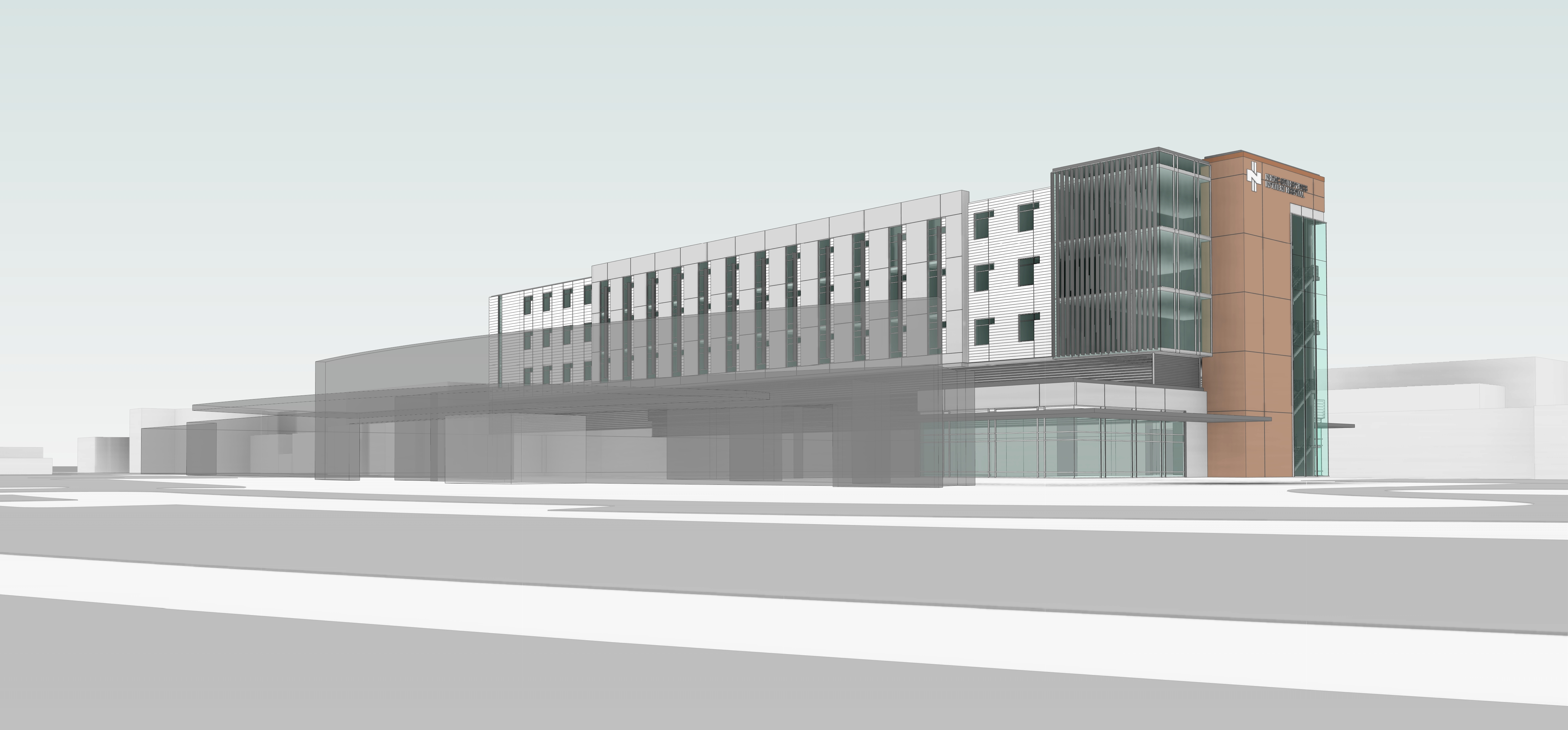 NHRMC Orthopedic Hospital Rendering