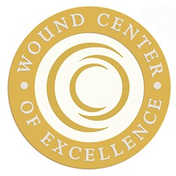 Wound Center Excellence logo