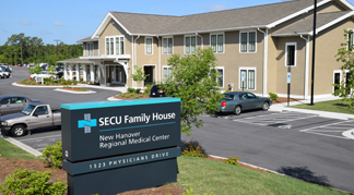 SECU Family House CTA