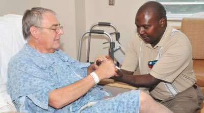 Spiritual Care Incorporated Into Patient-Centered Care
