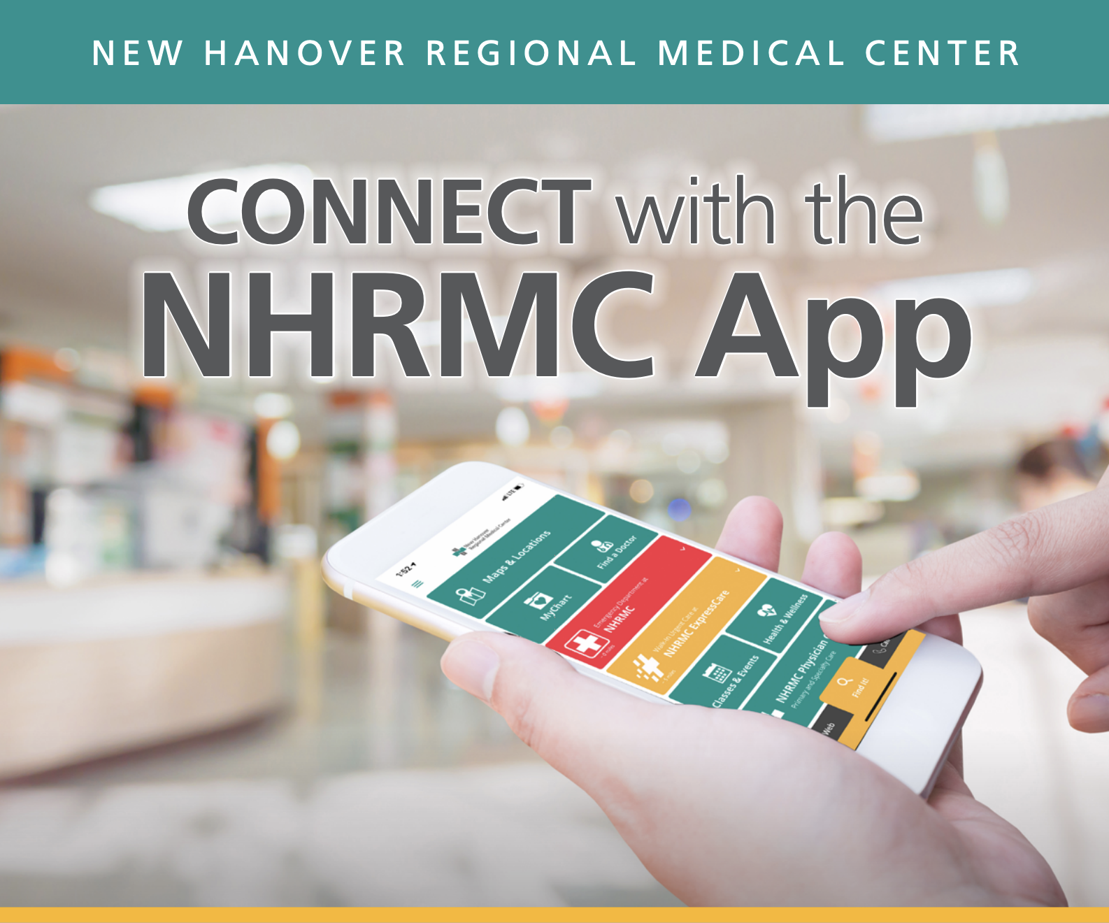 Nhrmc App New Hanover Regional Medical Center Wilmington Nc