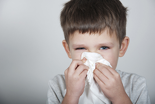 Flu Restrictions Callout