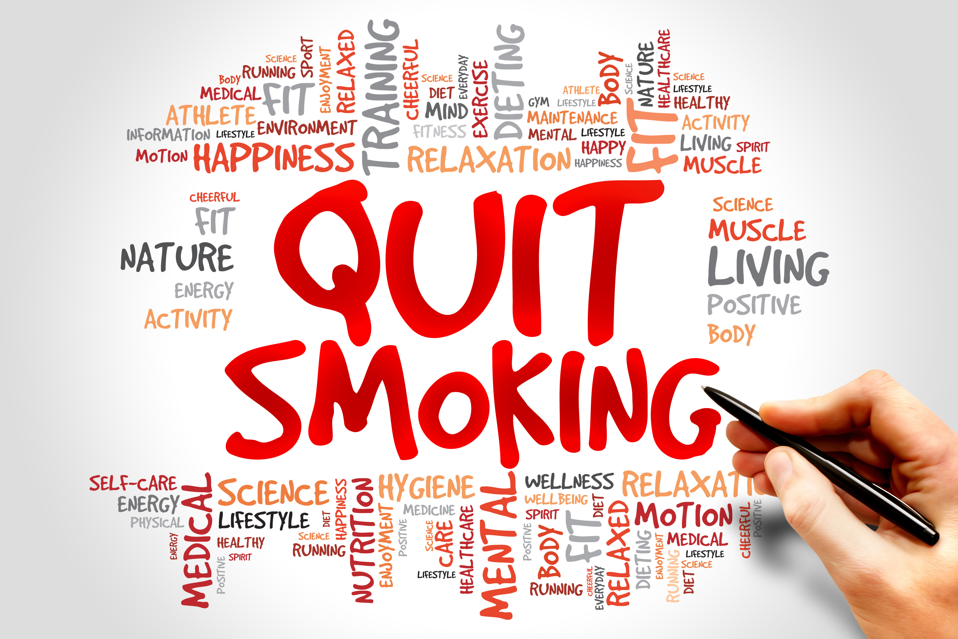 Best options to quit smoking