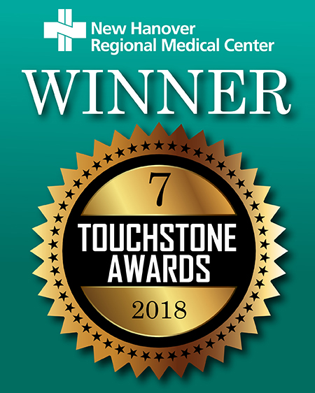 touchstone award web badge