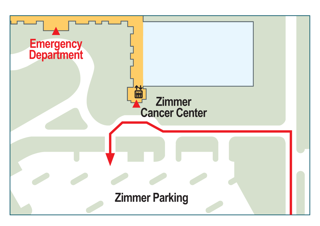 Zimmer Renovation map