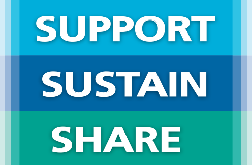 Support Sustain Share