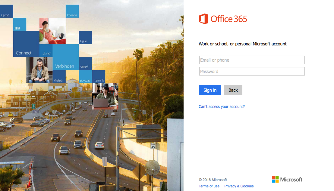 NHRMC Office 365 Email Access