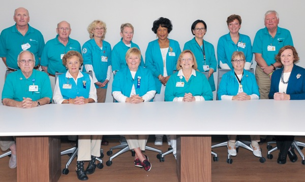Auxiliary Board members