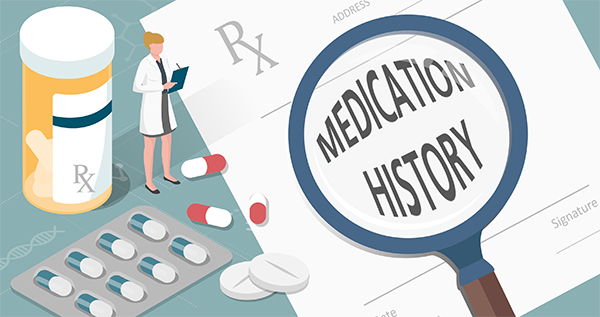 Bronze Pharmacy history graphic