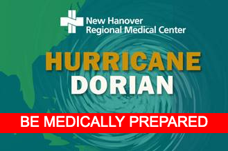 medical hurricane prep