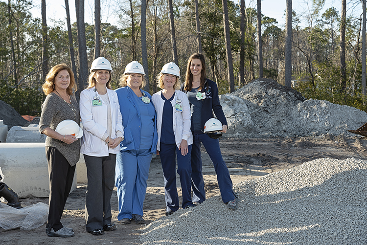 Nurses Build Site Photo