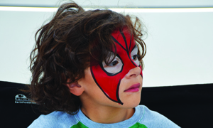 Irish Spiderman JAX Open House 300x180