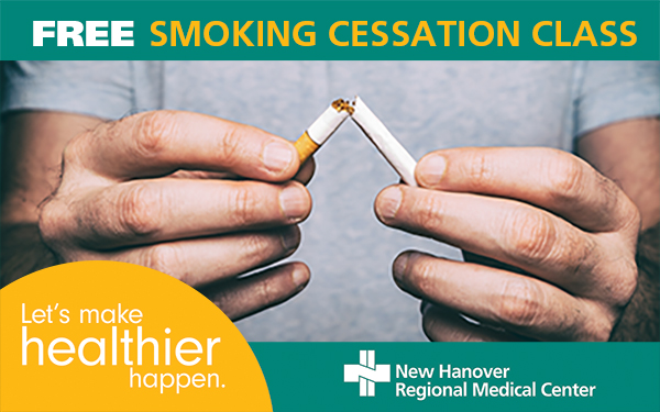 smoking cessation class blog graphic