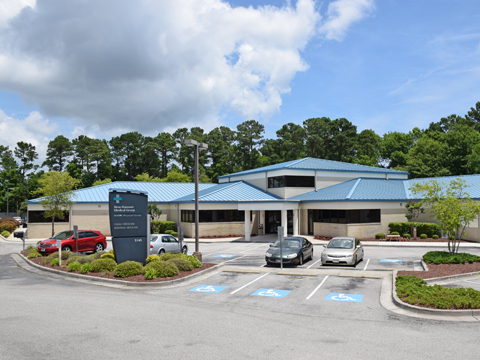 New Hanover Medical Group Myrtle Grove Office New Hanover Regional Medical Center Wilmington Nc