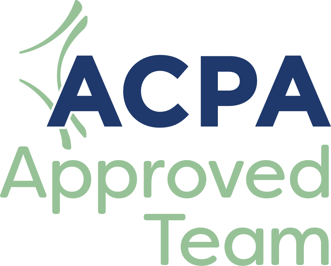 acpa approved team vert