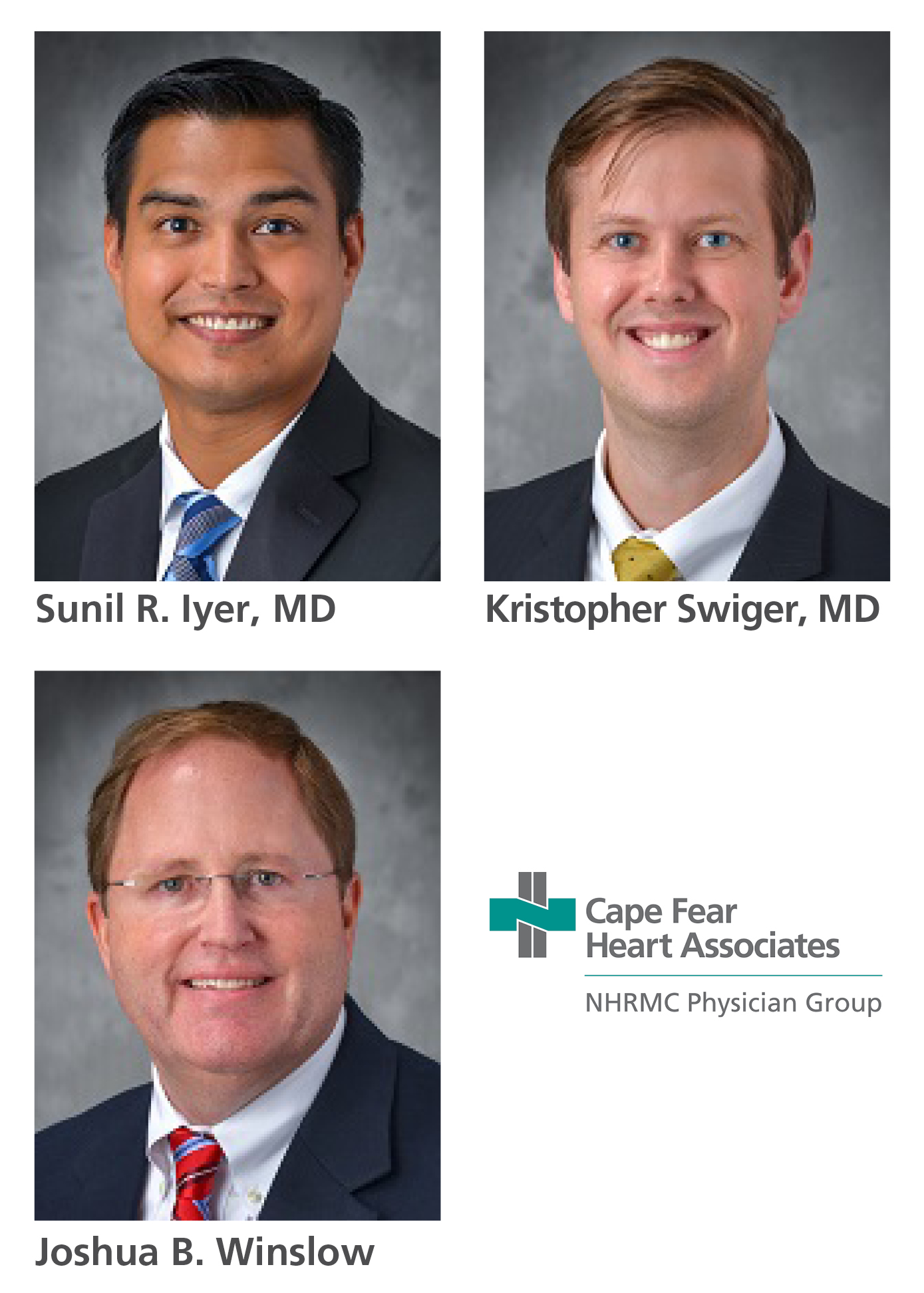 NHRMC Physician Group - Cape Fear Heart Associates Welcomes