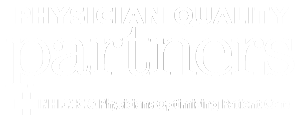 PhysicianQualityPartnersWhiteLogo