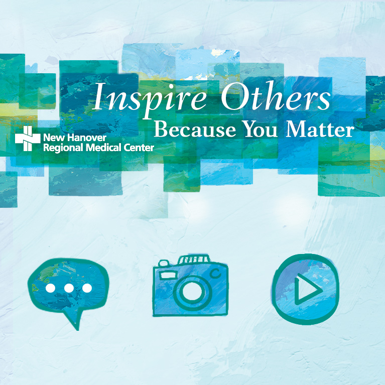 Because You Matter graphic