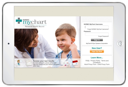 Mychart Most People Go To Multiple Doctors Diagnostic And Treatment Locations For Diffe Types Of Medical Care Nhrmc S Electronic Record