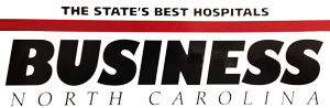 Business North Carolina State's Best Hospitals Logo