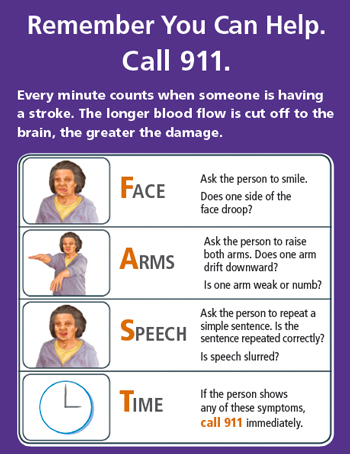Stroke Experts at NHRMC Say Act F.A.S.T. | New Hanover Regional ...